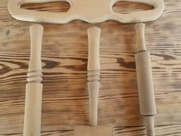 Набор кухонный из дерева