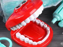 """Набор """"Стоматолог"""" в чемоданчике"""