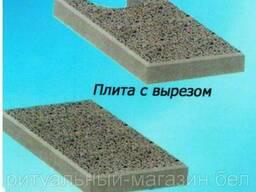 Надгробная плита из гранитной крошки