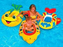 Надувная лодка для детей Intex, 107 х 69 см, 59380