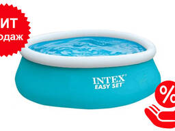 Надувной бассейн INTEX Easy Set 183х51 см 28101NP от 3 лет