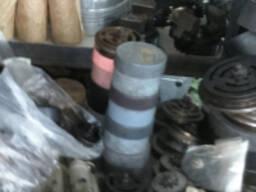 Клапан всасывающий пускового компрессора II ступени