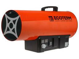 Нагреватель воздуха газовый Ecoterm GHD-50T переносной 50 кВт