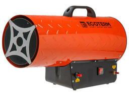 Нагреватель воздуха газовый Ecoterm GHD-501 (50 кВт, 650. ..