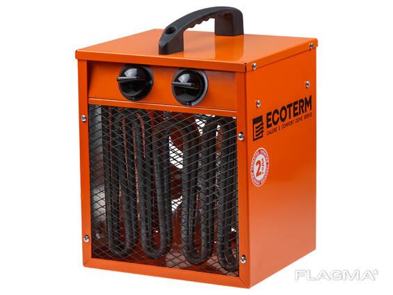 Нагреватели воздуха электрические