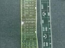 Наклейки для станка нартона 1к62 комплект