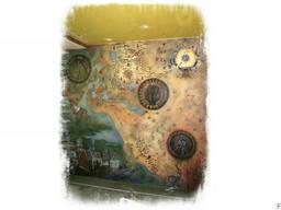 Нанесение широкоформатных картин (фресок) - фото 4