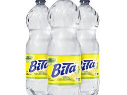 """Напиток безалкогольный газированный """"Віта. Лимонад"""" 1,5 л"""