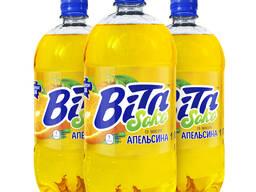Напиток сок содержащий SokoVita cо вкусом Апельсина 1 л