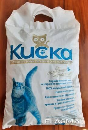 Наполнитель для домашних животных оптом и в розницу.