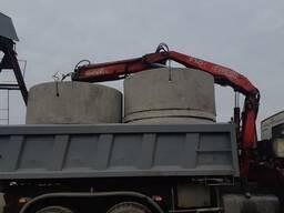 Наружная канализации из бетонных колец за 1 день