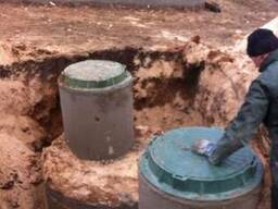Наружная канализация, водопровод, материалы.