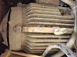 Насос для перекачки нефтепродуктов, с э/двигателем 12-15 кВт