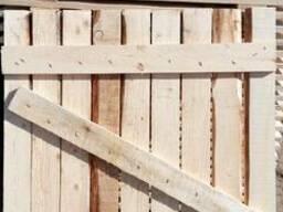 Щиты (настилы) деревянные для строительных лесов.