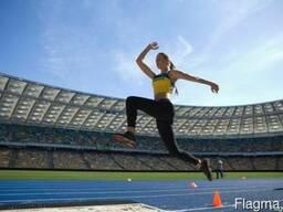 Недорогие покрытия для легкой атлетики