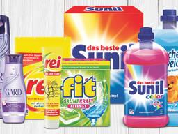 Немецкая бытовая химия напрямую от производителя