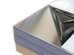 Нержавеющая сталь AISI 304 листовая (Пищевая)