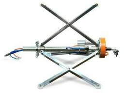 NKP-2 Устройство для покраски трубы изнутри