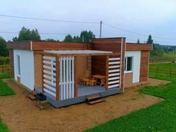 Новый дом в пригороде Минска