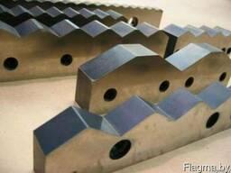 Ножи для дробилки пластмасса пластик полимер зерно