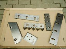 Ножи для дробилки, шредера, агломератора, гильотины и пр.