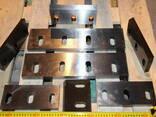 Ножи для дробилок ИПР 300, 350, 400, 450 из немецкой стали - photo 7