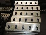Ножи для дробилок пластика (пластмасс, пленки, пэт) - photo 1