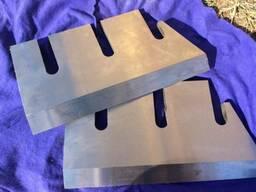 Ножи для Рубильных машин RM 41 Хеммель и других марок