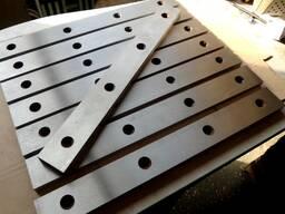 Ножи и комплектующие для промышленного оборудования