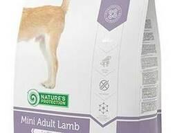 NP Adult Mini Lamb - сух корм д/с мел. пор. с мясом ягн