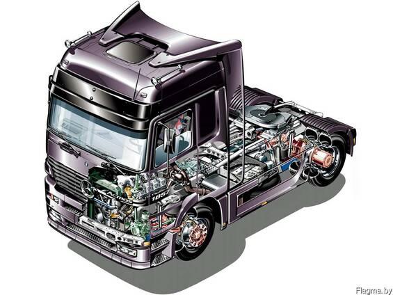 Нужны запчасти к грузовикам Mercedes? Заходите к нам!