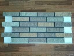 Облицовочная плитка под кирпич с утеплением