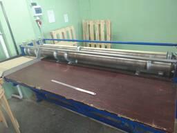 Оборудование б/у для изготовления ящиков из гофракартона - фото 1