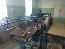 Оборудование б/у для изготовления ящиков из гофракартона - фото 3