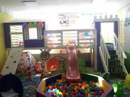 Оборудование для детской игровой комнаты бу