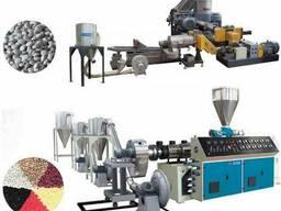 Оборудование для переработки пластмасс из Китая.