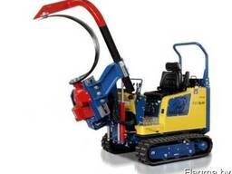 Оборудование для пересадки деревьев pazzaglia FZ 110