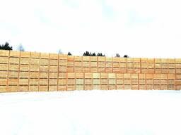 Оборудование для производства деревянных контейнеров.