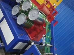 Оборудование для производства ПЭТ упаковочной ленты