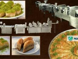 Оборудование для производства Турецкой баклавы