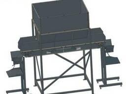 Оборудование для затаривания овощей в сетку, мешок