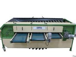 Оборудование машина для сортировки овощей, картофеля, лука