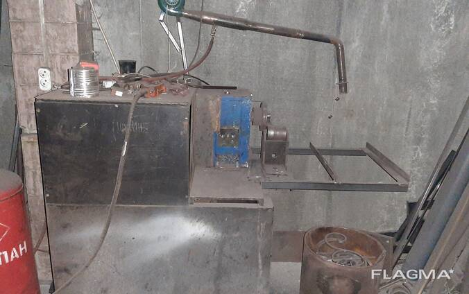 Оборудование металлоизделие , холодная ковка
