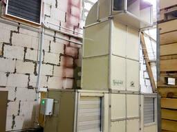 Оборудование приточно-вытяжной вентиляции