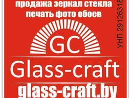 Обработка кромки стекла и зеркал, продажа фацетных элементов