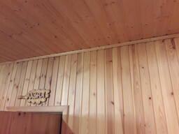 Обшивка вагонкой балконов лоджий и других помещений