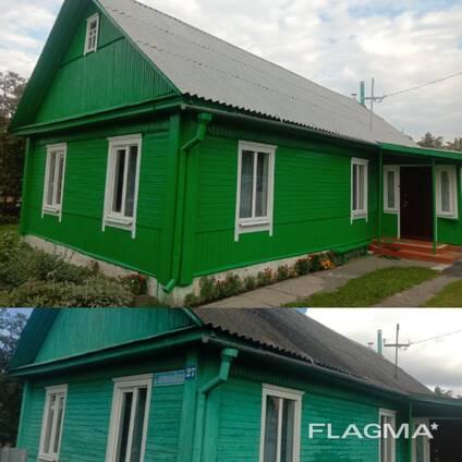 Очистка окраска крыши фасады заборы
