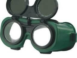 """Очки защитные закрытые с непрямой вентиляцией ЗНД2-Г-2 """"ADMI"""