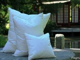Одеяла из натуральных и синтетических волокон