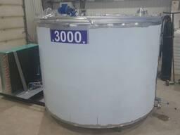 Охладители молока вертикального типа ОМВТ